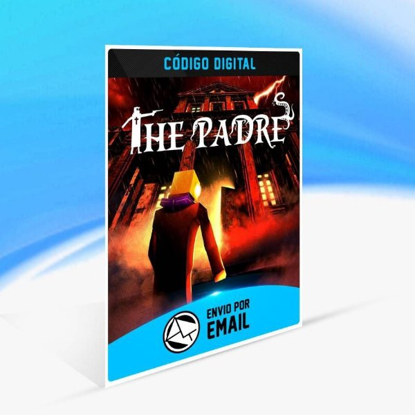 The Padre - Xbox One Código 25 Dígitos