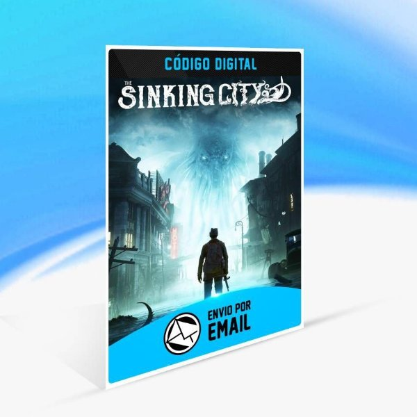 The Sinking City - Xbox One Código 25 Dígitos