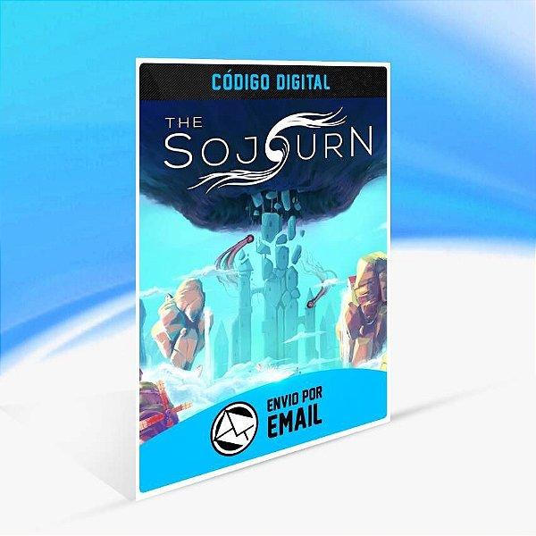 The Sojourn - Xbox One Código 25 Dígitos