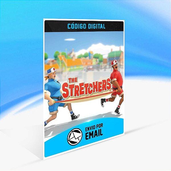 The Stretchers - Nintendo Switch Código 16 Dígitos