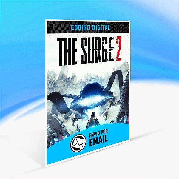 The Surge 2 - Xbox One Código 25 Dígitos