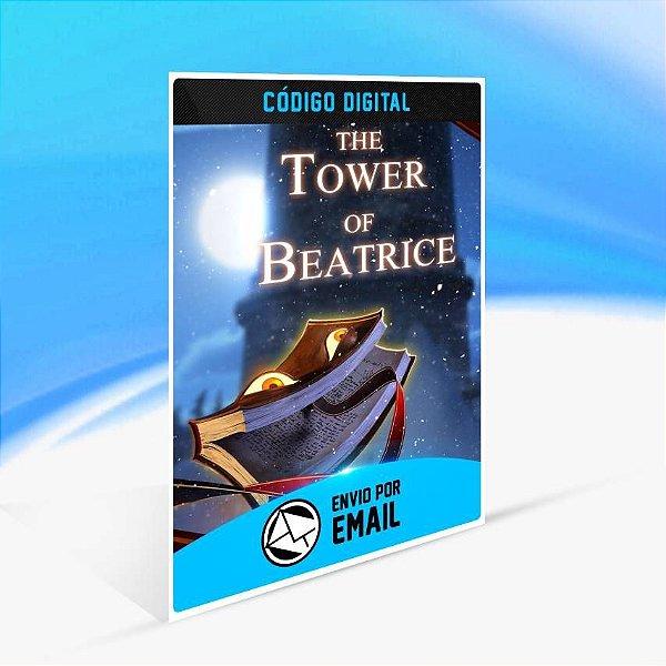 The Tower of Beatrice - Xbox One Código 25 Dígitos