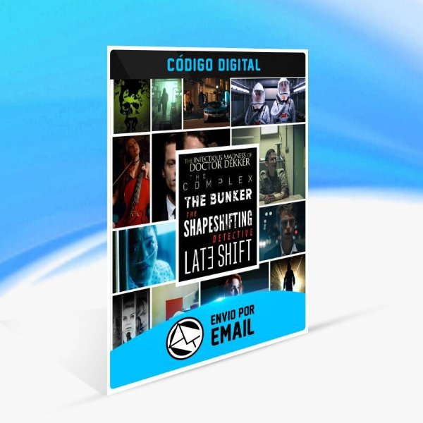 The Ultimate FMV Bundle - Xbox One Código 25 Dígitos