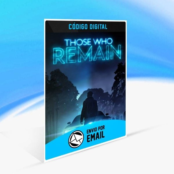 Those Who Remain - Xbox One Código 25 Dígitos