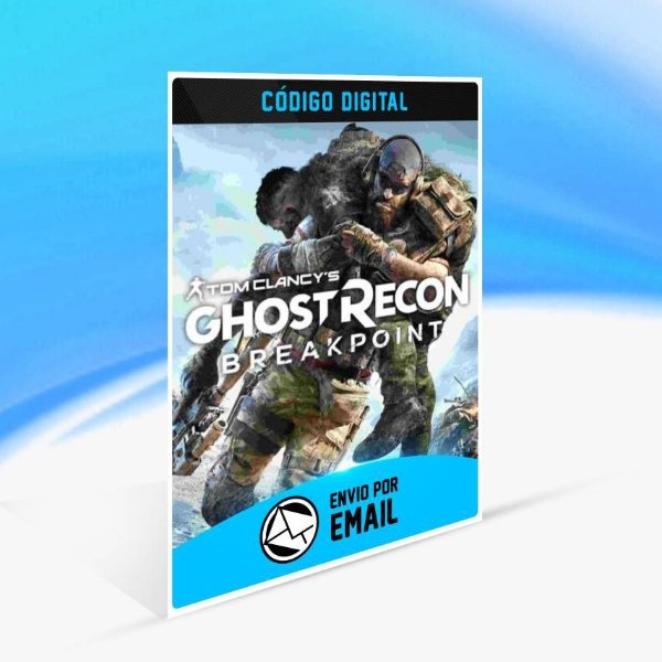 Tom Clancy's Ghost Recon Breakpoint - Xbox One Código 25 Dígitos