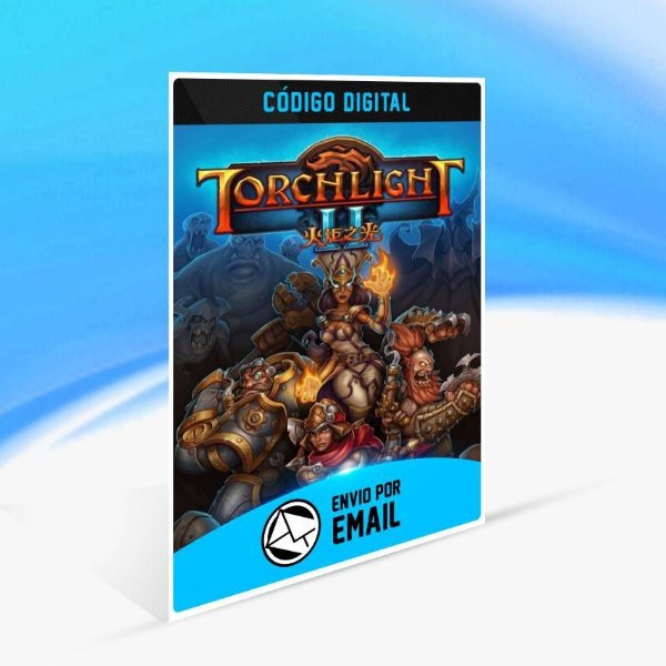 Torchlight II - Xbox One Código 25 Dígitos