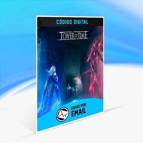 Tower of time - Xbox One Código 25 Dígitos