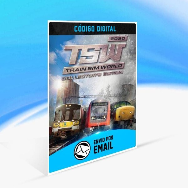 Train Sim World® 2020 Collector's Edition - Xbox One Código 25 Dígitos