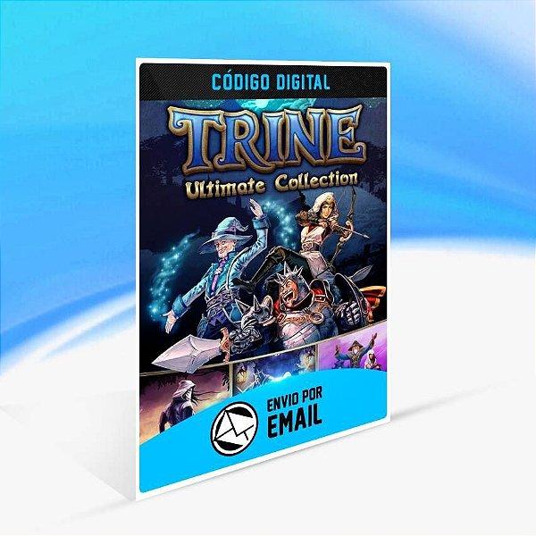 Trine: Ultimate Collection - Xbox One Código 25 Dígitos