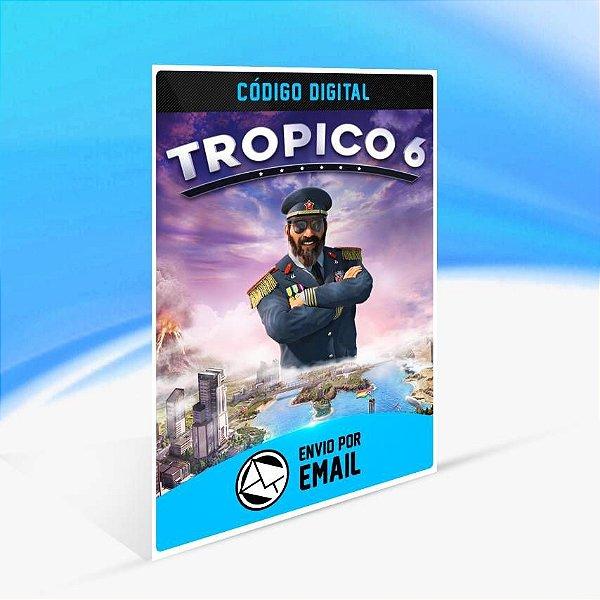 Tropico 6 - Xbox One Código 25 Dígitos