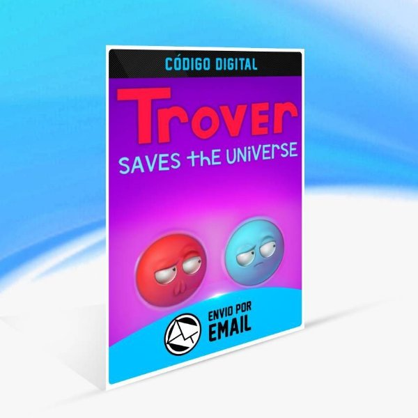 Trover Saves the Universe - Xbox One Código 25 Dígitos