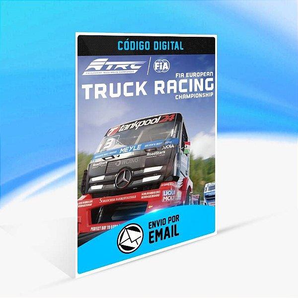 Truck Racing Championship - Xbox One Código 25 Dígitos