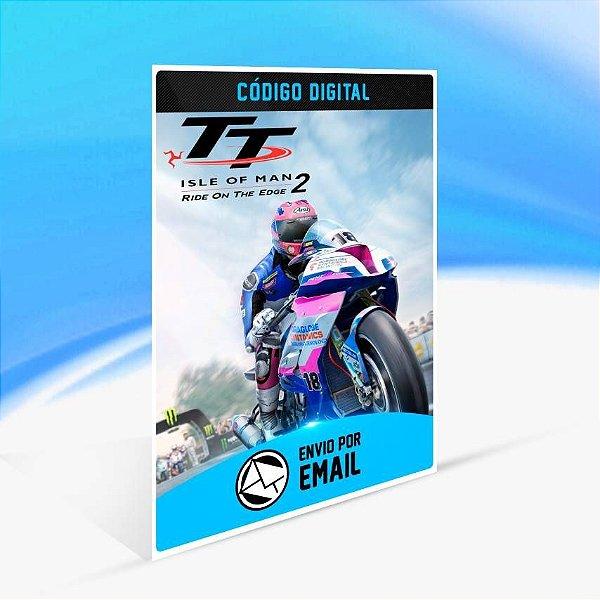 TT Isle of Man Ride on the Edge 2 - Xbox One Código 25 Dígitos