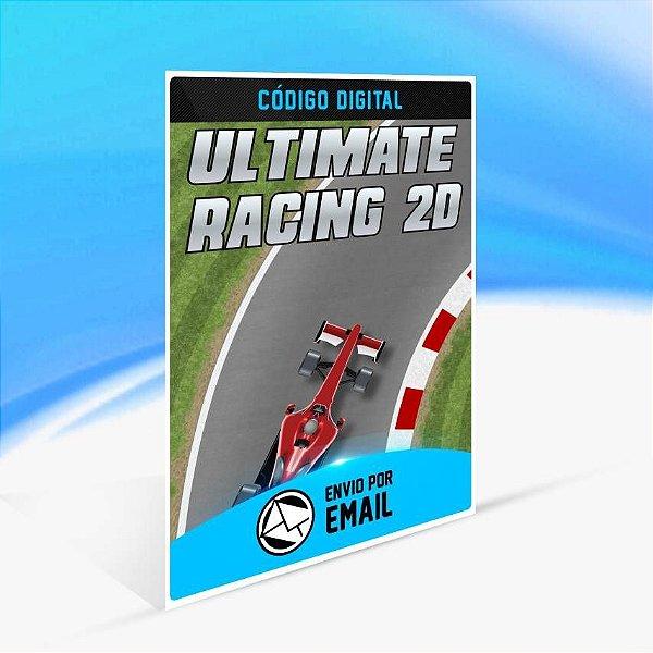 Ultimate Racing 2D - Xbox One Código 25 Dígitos