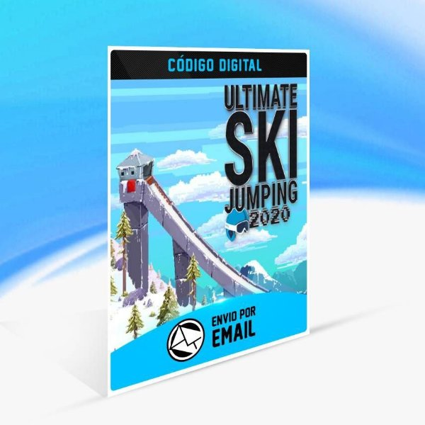 Ultimate Ski Jumping 2020 - Xbox One Código 25 Dígitos