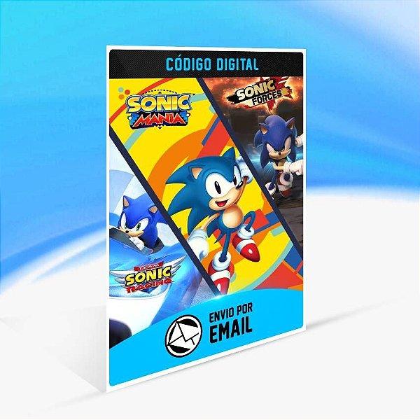 Ultimate Sonic Bundle - Xbox One Código 25 Dígitos