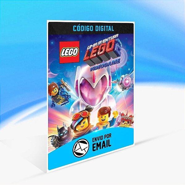 Uma Aventura LEGO 2 - Videogame - Nintendo Switch Código 16 Dígitos