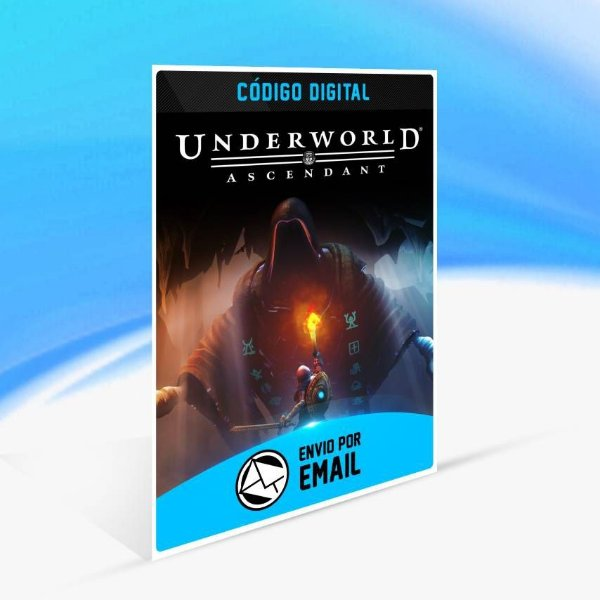 Underworld Ascendant - Xbox One Código 25 Dígitos