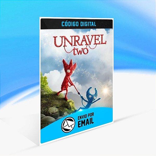 Unravel Two - Nintendo Switch Código 16 Dígitos