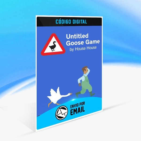 Untitled Goose Game - Nintendo Switch Código 16 Dígitos
