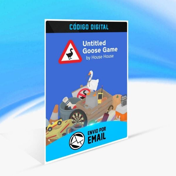 Untitled Goose Game - Xbox One Código 25 Dígitos