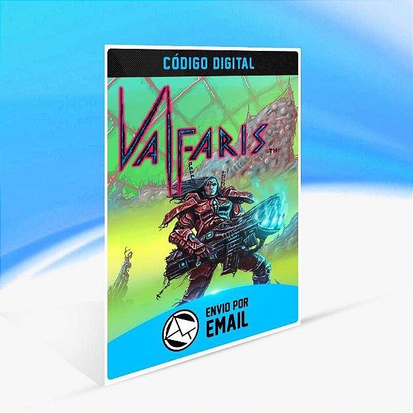 Valfaris - Xbox One Código 25 Dígitos