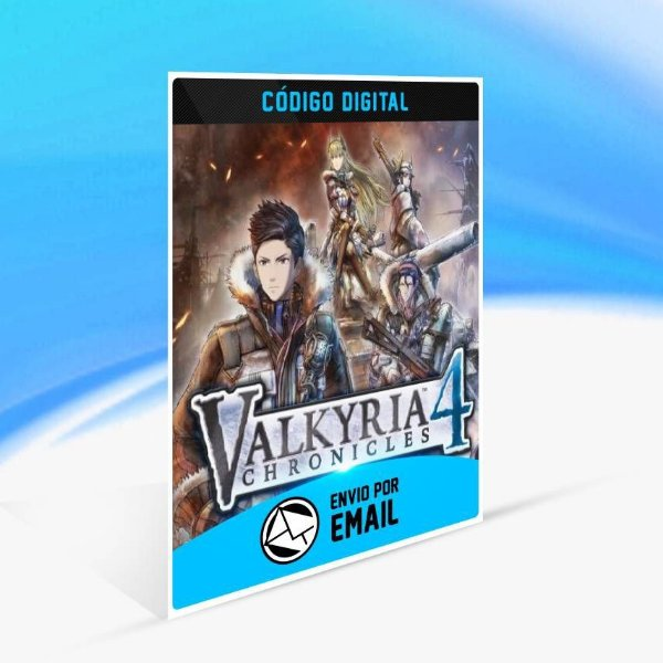 Valkyria Chronicles 4 DLC Bundle - Xbox One Código 25 Dígitos