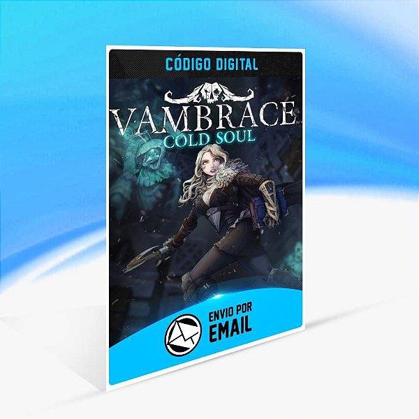 Vambrace: Cold Soul - Xbox One Código 25 Dígitos