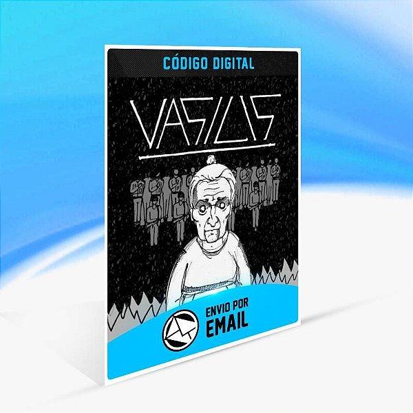 Vasilis - Xbox One Código 25 Dígitos