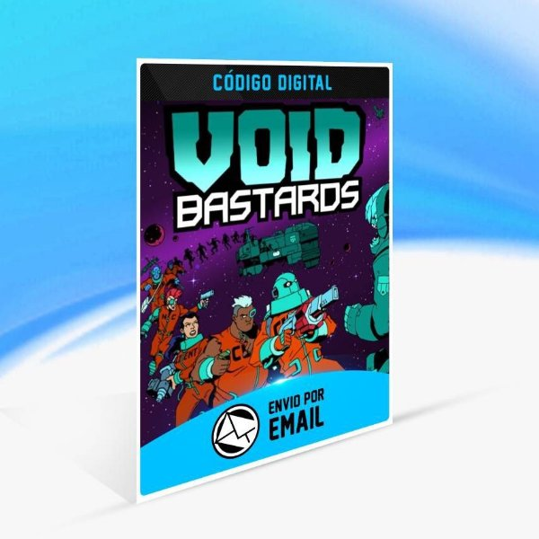 Void Bastards - Xbox One Código 25 Dígitos