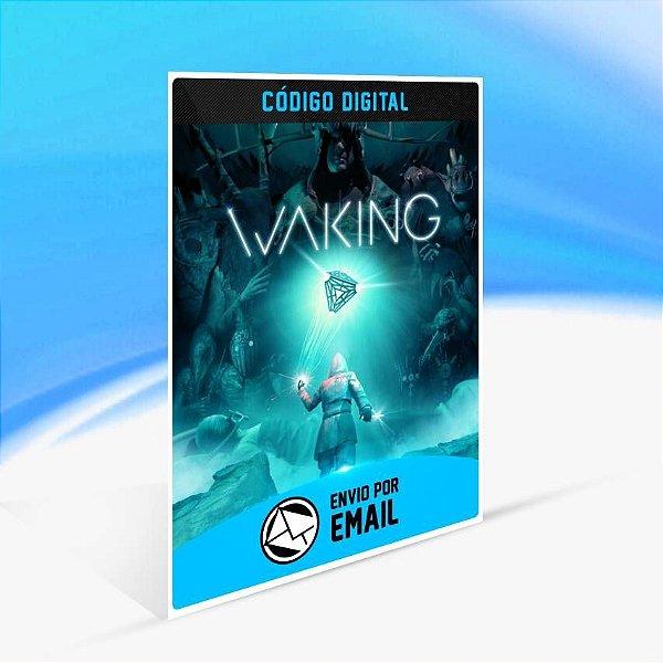 Waking (Xbox One) - Xbox One Código 25 Dígitos