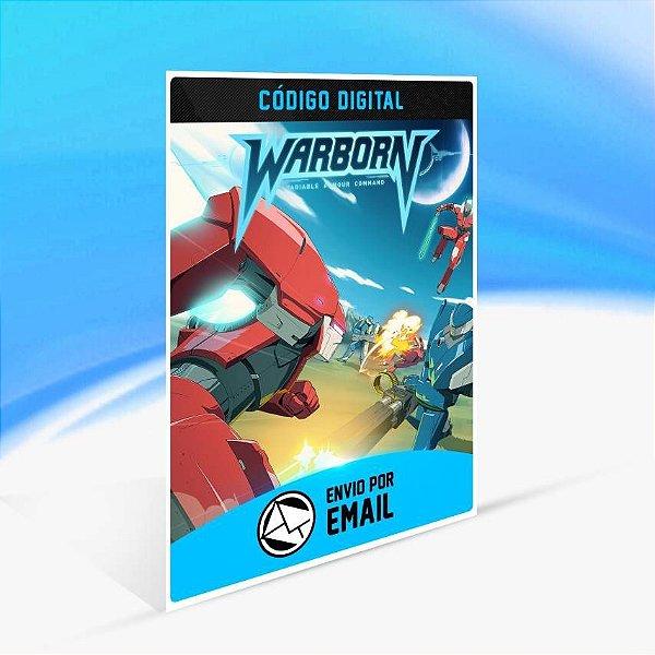 WARBORN - Xbox One Código 25 Dígitos