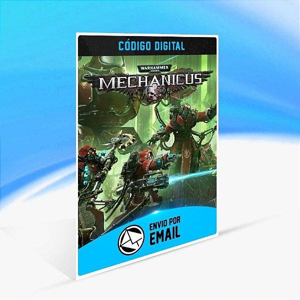 Warhammer 40,000: Mechanicus - Xbox One Código 25 Dígitos