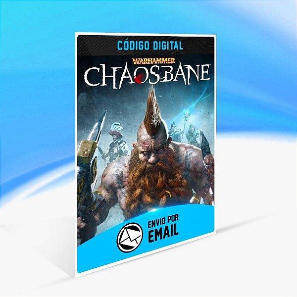 Warhammer: Chaosbane - Xbox One Código 25 Dígitos