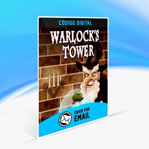 Warlock's Tower - Xbox One Código 25 Dígitos