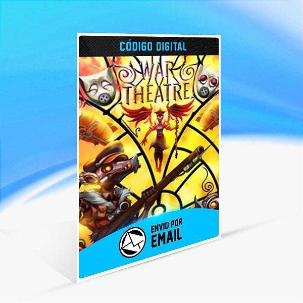 War Theatre - Xbox One Código 25 Dígitos