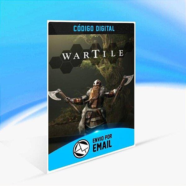 WARTILE - Xbox One Código 25 Dígitos