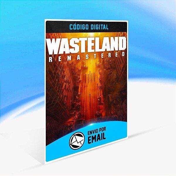 Wasteland Remastered - Xbox One Código 25 Dígitos