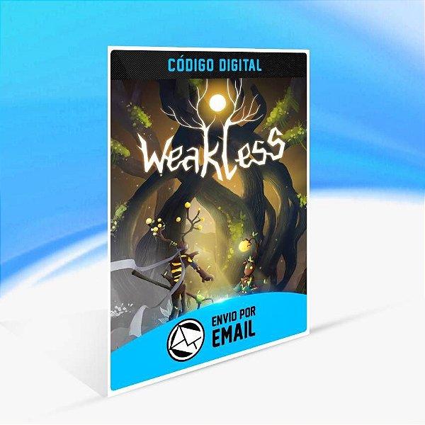 Weakless - Xbox One Código 25 Dígitos