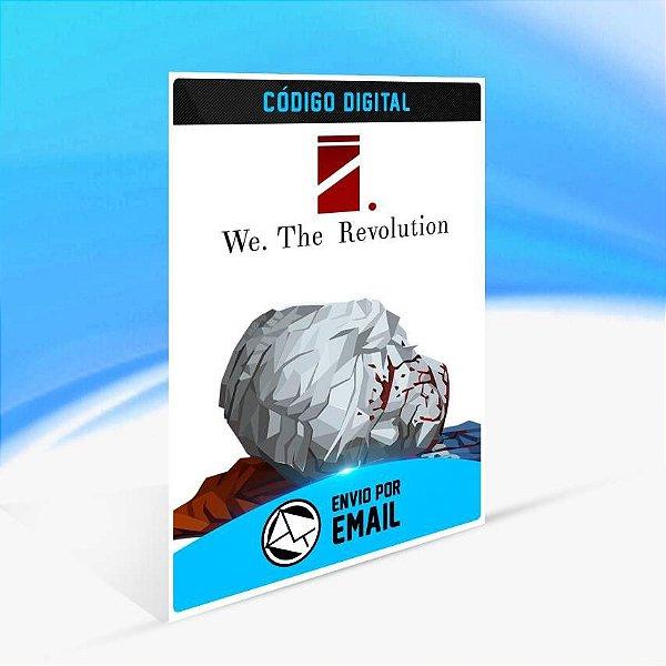 We. The Revolution - Xbox One Código 25 Dígitos