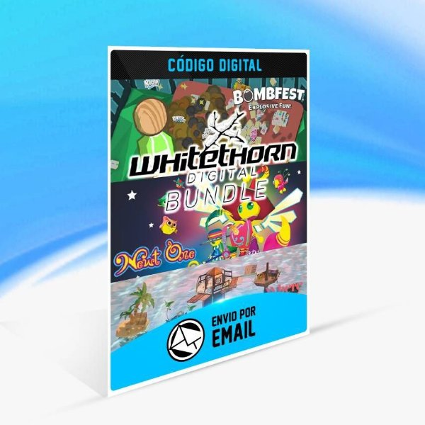 Whitethorn Casual Bundle - Xbox One Código 25 Dígitos