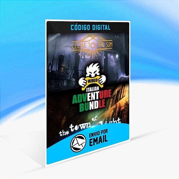 Wired Italian Adventure Bundle - Xbox One Código 25 Dígitos