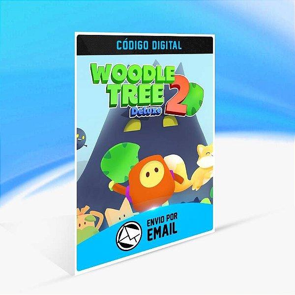 Woodle Tree 2: Deluxe+ - Xbox One Código 25 Dígitos