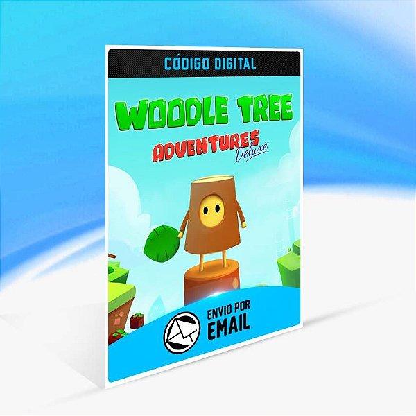 Woodle Tree Adventures - Xbox One Código 25 Dígitos