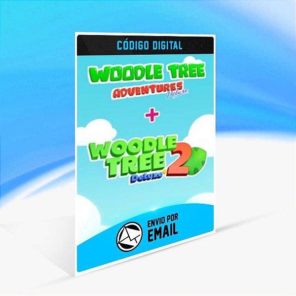 Woodle Tree Bundle - Xbox One Código 25 Dígitos