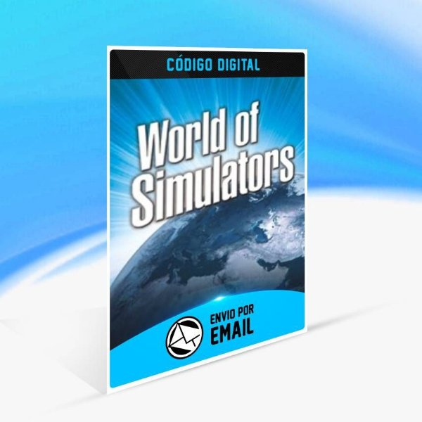 World of Simulators Bundle - Xbox One Código 25 Dígitos
