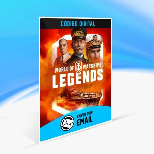 World of Warships: Legends — Ágil De Grasse - Xbox One Código 25 Dígitos