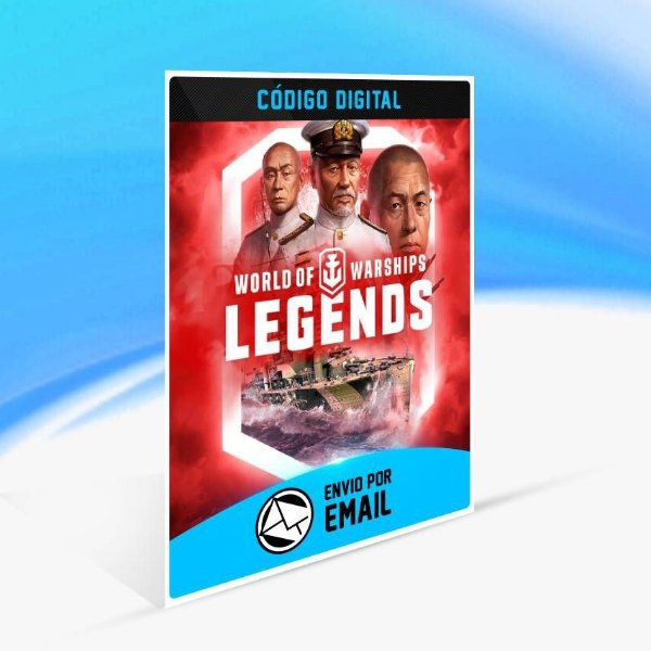 World of Warships: Legends—o Poderoso Mutsu - Xbox One Código 25 Dígitos