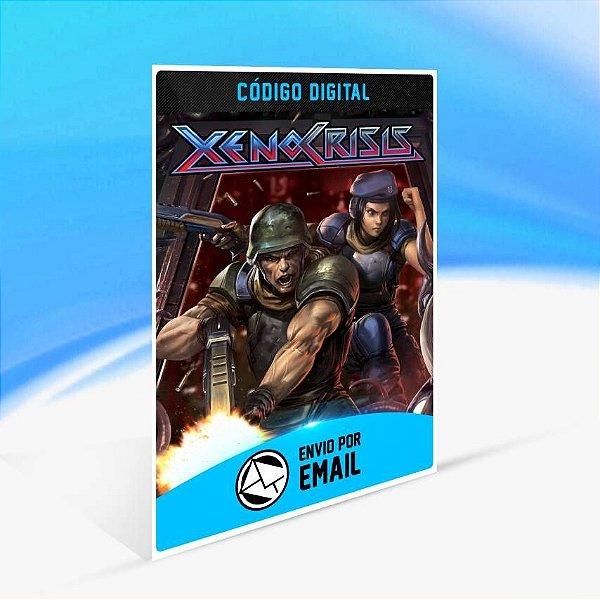 Xeno Crisis - Xbox One Código 25 Dígitos