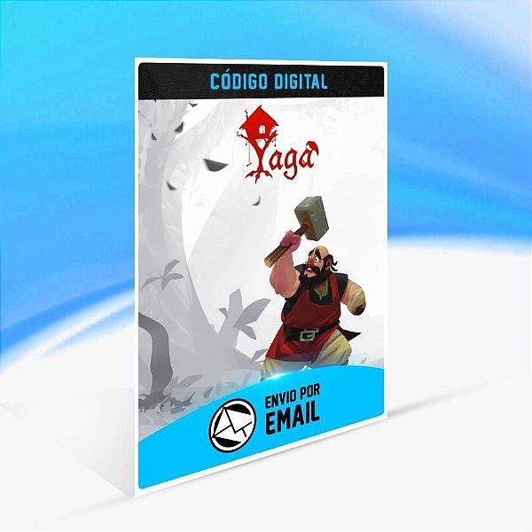 Yaga - Xbox One Código 25 Dígitos